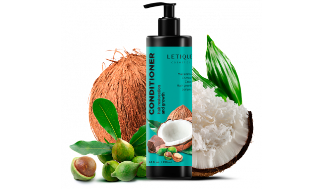Conditioner macadamia - coconut